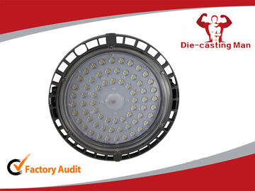 Outside Module Lens 100W 150W LED High Bay Lights With Gear Box , 5 Years Warranty
